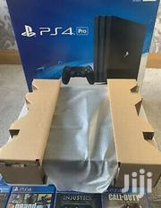 Brand New Sony Playstation 4pro 1tb Black | Video Game Consoles for sale in Homa Bay, Homa Bay Arujo
