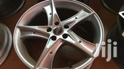 Toyota Mark X Alloy Wheels In Size 17 Inch Silver Color Brand New | Vehicle Parts & Accessories for sale in Nairobi, Karen