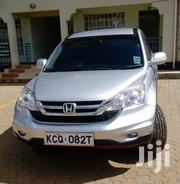 Honda CR-V 2011 Silver | Cars for sale in Uasin Gishu, Kapsoya