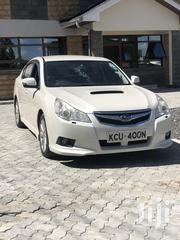 Subaru Legacy 2012 White | Cars for sale in Nairobi, Kileleshwa