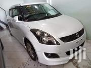 Suzuki Swift 2012 1.4 White | Cars for sale in Mombasa, Tudor