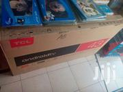 "43""Inch Tcl Android Smart Tv Black Order We Delivery 