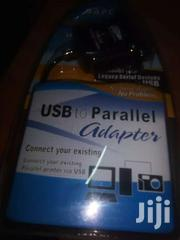 USB To Parallel Adaptor BF-1284   Laptops & Computers for sale in Nairobi, Nairobi Central