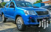 Toyota Hilux 2012 2.5 D-4D 4X4 SRX Blue | Cars for sale in Nairobi, Karura