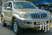 Toyota Land Cruiser Prado 2003 Gold | Cars for sale in Nairobi, Karura