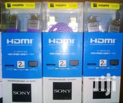 Hdi - HDMI 2 Mtrs Cables | TV & DVD Equipment for sale in Nairobi, Ngara