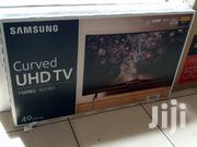 Latest Samsung Curved 4K UHD Smart TV 49 Inches RU7300 With Netflix | TV & DVD Equipment for sale in Nairobi, Nairobi Central