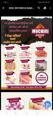 For Quality Raw Chicken, Chicken Cuts & Other Meat Products Prime Cuts   Meals & Drinks for sale in Nairobi, Kileleshwa