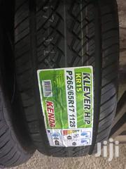 265/65r17 Kenda AT Tyre's Is Made In China   Vehicle Parts & Accessories for sale in Nairobi, Nairobi Central
