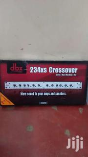 Dbx Crossover 4way | Musical Instruments for sale in Nairobi, Nairobi Central