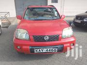 Nissan X-Trail 2004 2.0 Comfort Red | Cars for sale in Nairobi, Makina
