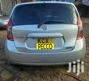 Nissan Note 2012 Silver | Cars for sale in Nairobi, Westlands