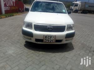 Toyota Succeed 2009 White