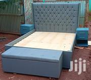 Leather, Fabric, Velvet King Size Beds | Furniture for sale in Nairobi, Kasarani