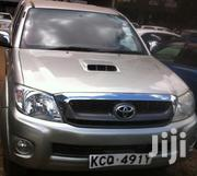 Toyota Hilux 2011 2.5 D-4D 4X4 SRX Silver | Cars for sale in Nairobi, Nairobi Central