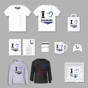Graphic Design And Custom Merchandise | Computer & IT Services for sale in Nairobi, Nairobi Central