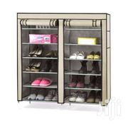 Portable Wooden Shoe Racks Two Columns Available. | Furniture for sale in Nairobi, Kahawa West