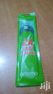 Oraimo Android Charging/Data Cable | Accessories for Mobile Phones & Tablets for sale in Nairobi, Nairobi Central