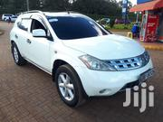 Nissan Murano 2008 White | Cars for sale in Nairobi, Nairobi Central