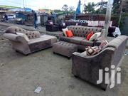 Beautiful Contemporary Quality 5 Seater Chesterfield Sofa + Sofa Bed | Furniture for sale in Nairobi, Ngara