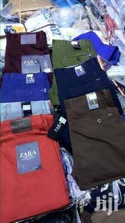 Zara Soft Khaki Trousers | Clothing for sale in Nairobi, Embakasi
