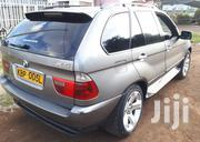 BMW X5 2005 3.0d Automatic Silver | Cars for sale in Nairobi, Nairobi Central