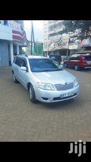 Toyota Fielder 2006 Silver | Cars for sale in Kiambu, Juja
