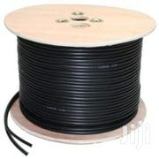 CCTV RG59 Cable Coaxial Cable With Power | Accessories & Supplies for Electronics for sale in Nairobi, Nairobi Central
