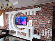 Tv Cabinets And Wallpapers | Building & Trades Services for sale in Mombasa, Bofu