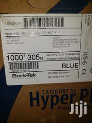 +15 Boxes Of Cat 5e 1000 Ft From USA Berk-tek | Security & Surveillance for sale in Kwale, Ukunda