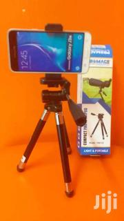 Compact Photo Video Mini Adjustable Tripod Stand Camera, Moble Phone | Cameras, Video Cameras & Accessories for sale in Nairobi, Nairobi Central