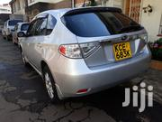 Subaru Impreza 2008 Silver | Cars for sale in Nairobi, Nairobi Central