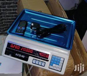 Weighing Scale New