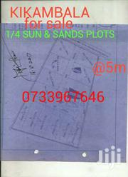 Suns And Sands 1/4 Plots | Land & Plots For Sale for sale in Kilifi, Junju