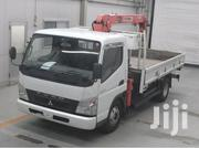 Mitsubishi Canter Fitted With Lifting Crane Year Of Manufacture 2008 . | Trucks & Trailers for sale in Nairobi, Nairobi South