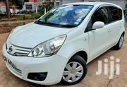 Nissan Note 2012 1.4 White | Cars for sale in Nairobi, Kilimani