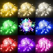 String Light Lamp 100m LED 10m Fairy Wedding Party Decor Outdoor | Garden for sale in Nairobi, Kahawa