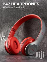 P47 Foldable Bluetooth Headset Stereo Bass Wired/Wireless Earphone | Headphones for sale in Nairobi, Nairobi Central