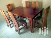 Rectangle Mahogany Dining Table | Furniture for sale in Nairobi, Nairobi Central