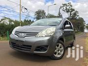 Nissan Note 2012 1.4 Silver   Cars for sale in Nairobi, Nairobi Central