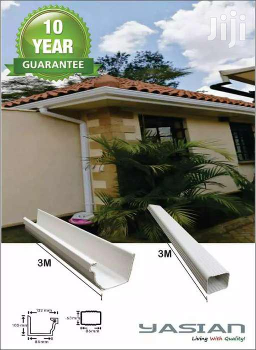 Archive: Pvc Rain Gutters And Accessories