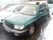 Subaru Forester 2001 Green | Cars for sale in Nairobi, Embakasi