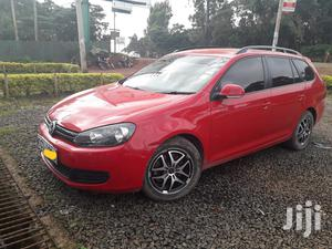 Volkswagen Golf 2011 2.5 5 Door Red