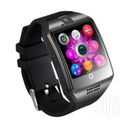 Smartwatch Q18 Bluetooth Smart Watch - Black | Smart Watches & Trackers for sale in Nairobi, Nairobi Central