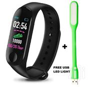M3 Smart Bracelet + A Free Gift   Smart Watches & Trackers for sale in Nairobi, Nairobi Central