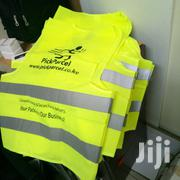 Reflective Jackets Branding..Free Delivery. | Other Services for sale in Nairobi, Nairobi Central