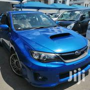 Subaru Impreza 2012 WRX Sedan STI Blue | Cars for sale in Mombasa, Mkomani