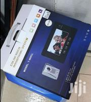 Colour Video Door Phone Intercom Video Phone | Home Appliances for sale in Nairobi, Nairobi Central
