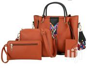 3in 1 Handbags Available In Black Brown And Pink | Bags for sale in Nairobi, Kahawa West