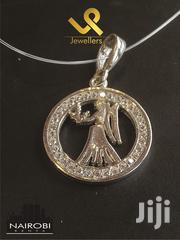 Ladies Angles Sterling Silver Pendant | Jewelry for sale in Nairobi, Nairobi Central